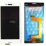 Дисплей для Sony E2303 (M4) в сборе с тачскрином (белый) фото