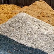 Услуги доставки сыпучих (песок, щебень, граншлак, отсев) фото