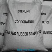 Резина для денег цветная 25 кг. Sterling (упак. 1 шт.) диаметр 60 мм фото