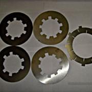 Комплект дисков к фрикционной муфте 2М587 фото