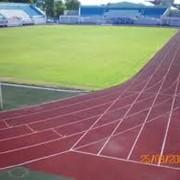 Напольные покрытия для стадионов фото