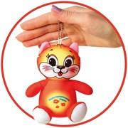 """Антистрессовая игрушка-брелок """"Трогательные зверюшки. Котик"""" фото"""
