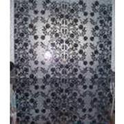 Покраска и декорирование стекла фото
