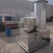 Оборудование для коммунальных служб, Инсинератор ИНСИ В-150 фото