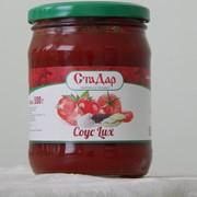 Соус томатный острый Lux фото