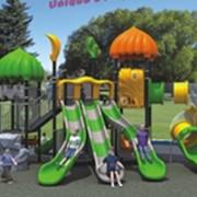 Детская игровая площадка ДП10033А фото