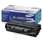 Заправка картриджа: Samsung ML-4500D3 фото