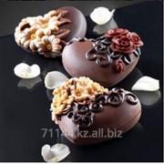 Пирожное в упаковке Шоколадное лакомство 4 шт фото
