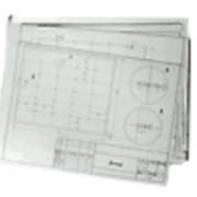 Комплект чертежей формы металлической для производства блоков Люкс - 3 фото