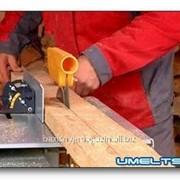 Оборудование для кабинета теории и мастерской по обработке древесины фото