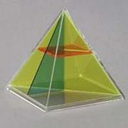 Noname Набор прозрачных геометрических тел с сечениями. Дополнительный арт. RN23079 фото