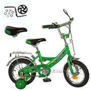 Велосипед Profi детский 12д. P 1242A зеленый фото