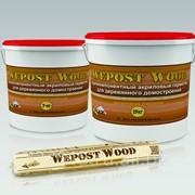 Герметик для деревянного дома Wepost Wood фото