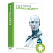 ESET NOD32 Mobile Security База 1 устройство/ 1 год фото