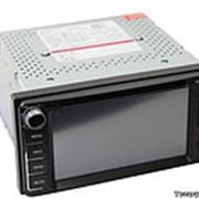 Автомагнитола 2 DIN 6555 сGPS/ 3G/ТВ универсальная,штатная фото