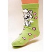 Носки для малышей СОСТАВ: 80% - Хлопок; 18% - Полиамид (ПА); 2% -Эластан фото