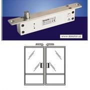 Ригельный замок YJS-500 для стеклянных дверей фото