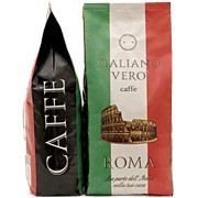 Кофе в зернах Italiano Vero Roma фото