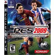 Игра для ps3 pro evolution soccer 2009 фото