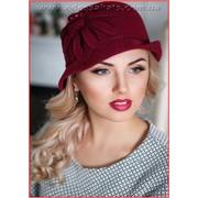 Фетровые шляпы Оливия 308-1 фото