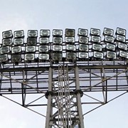 Свет для спортивных сооружений фото
