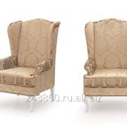 Английское кресло с ушами Mars Damasco фото
