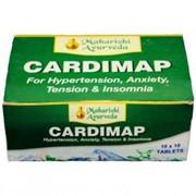 Кардимап ( Cardimap Maharishi Ayurveda ) кардиотоник 100 табл фото