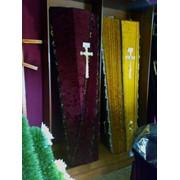 Гробы деревянные фото