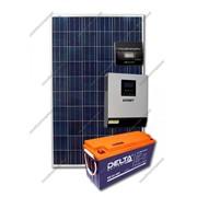 Солнечная электростанция СЭ-1000-240П-150 фото