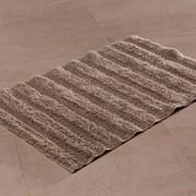 """Коврики для ванной комнаты """"ТМ"""" GUL GULER sandstone 60*100 хлопок 100% фото"""