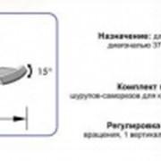 Кронштейн с одним коленом для крепления телевизоров и мониторов c диагональю 37-42 см Краст Металл КРАСТ 005 фото
