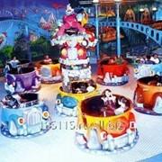 Атракцион Чашки Crazy Cars Code 190-3 фото