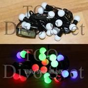 """LED гирлянда """"Шарики"""" 4 м фото"""