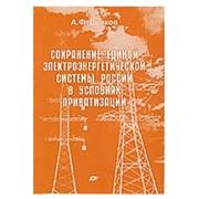 Сохранение единой электроэнергетической системы России в условиях приватизации фото