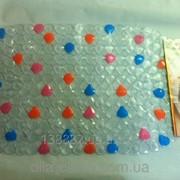 Коврик силиконовый для ванной 40*60 см 113400 фото