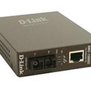 Медиаконвертеры D-Link (DMC-F15SCA1A) фото