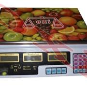 Весы OXI торговые электронные 35кг фото