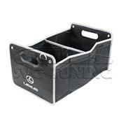 Стильный ящик с логотипом Lexus в багажник фото