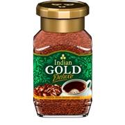 Кофе Indian GOLD Deluxe 100г фото