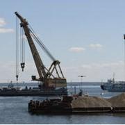 Краны подъемные плавучие для портов фото