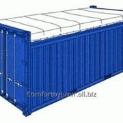 Специальный контейнер 20-футовый Open Top фото