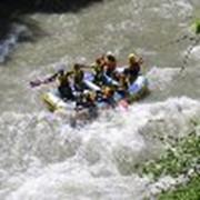 Рафтинг (сплав по горным рекам) фото