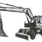 Ремонт и техническое обслуживание экскаваторов: ЕО-4321, ЕО-5124, ЕО-3322, ЕО-2621 фото