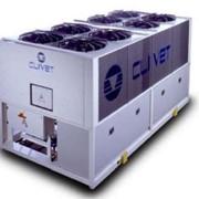 Чиллерные установки чиллера (охладители жидкостей) фото