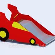 Детская горка модель Т27 Автомобиль фото