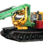 Машина для бесчокерной трелевки леса ЛП-18АЛМ фото