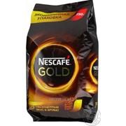 Кофе Нескафе голд 750г растворимый фото