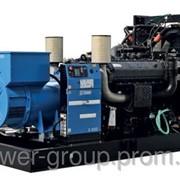 Дизельный генератор SDMO X 650 C2 фото