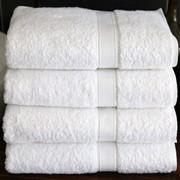Полотенце махровое для гостиниц фото