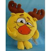 Мягкая игрушка - подушка Смешарики Лосяш фото